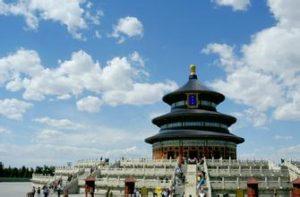 Der Himmelstempel - Wahrzeichen der Stadt Peking